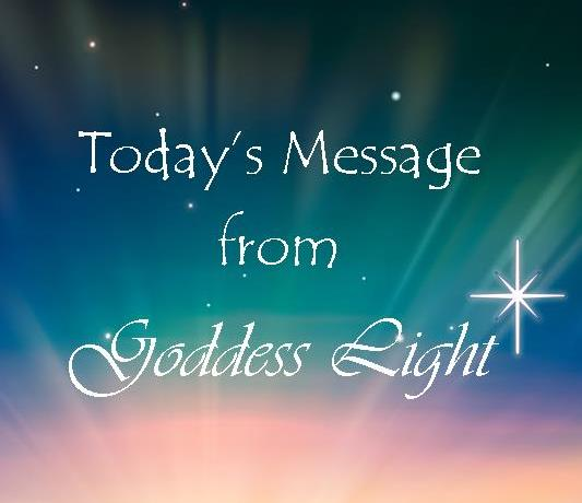 DAily Message July 25, 2019