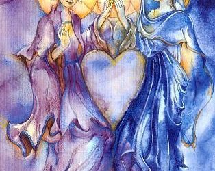 Messages From Mother Mary & Kwan Yin, November 19, 2017