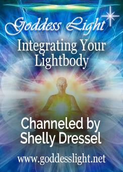 Integrating Your Lightbody Meditation