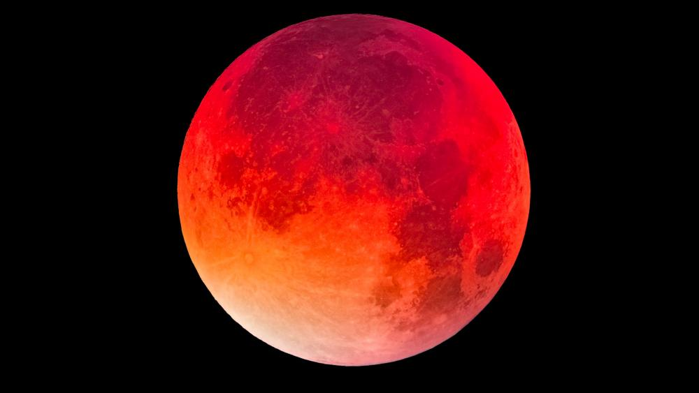 Transform Through the Super Blood Moon Eclipse