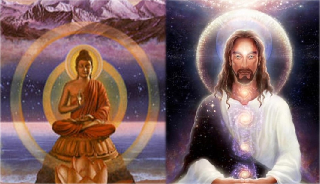 Messages From Buddha & Christ